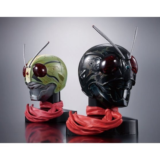 Mask Collection Premium - Masked Rider The Next Double Rider Special Edition Set