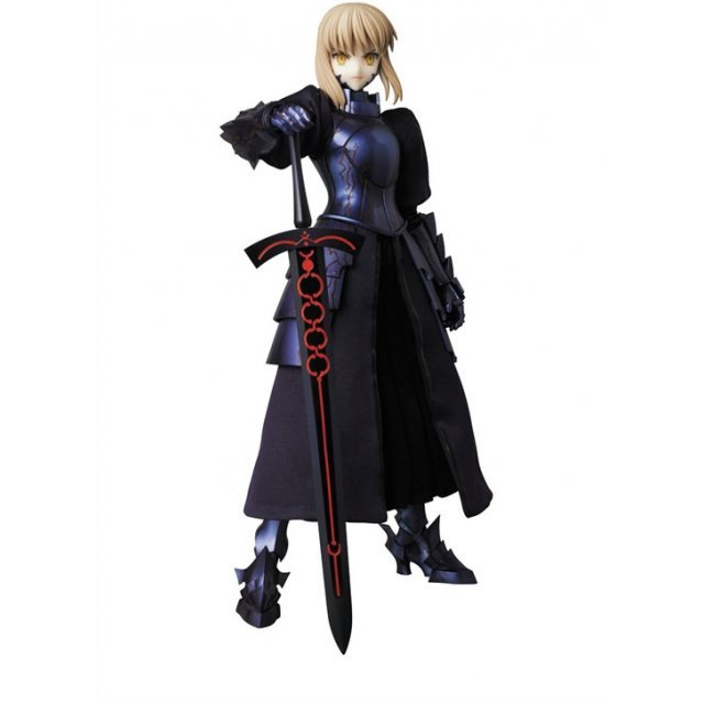 Real Action Heroes No.637 Fate/stay Night Fashion Doll: Saber Alter