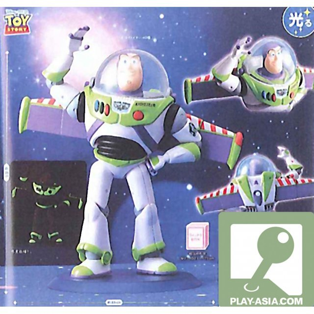 Toy Story Pre-Painted Figure: Buzz Lightyear