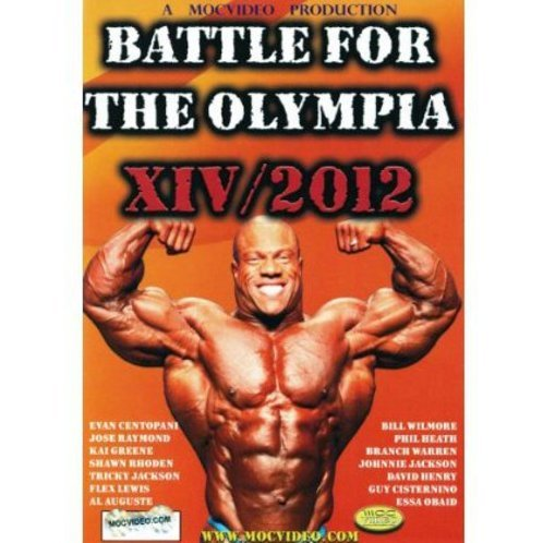 Battle for the Olympia 2012: Bodybuilding Competition