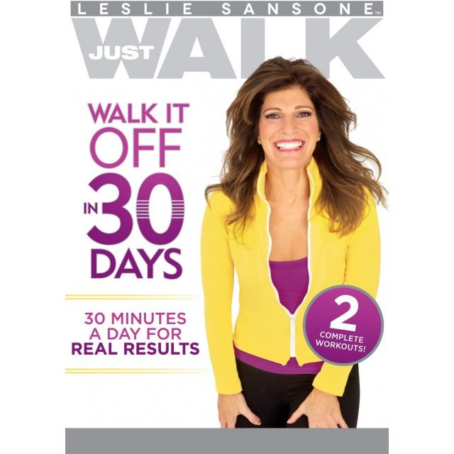 Leslie Sansone: Walk It Off in 30 Days