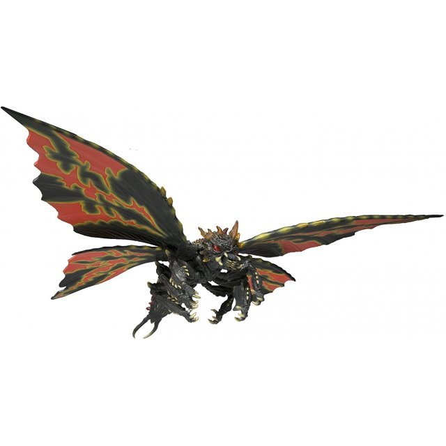 S.H.MonsterArts Godzilla Figure: Battra Adult