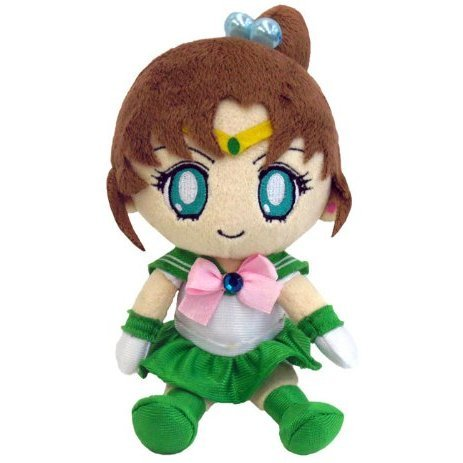 Sailor Moon Mini Plush Doll: Sailor Jupiter (Re-run)