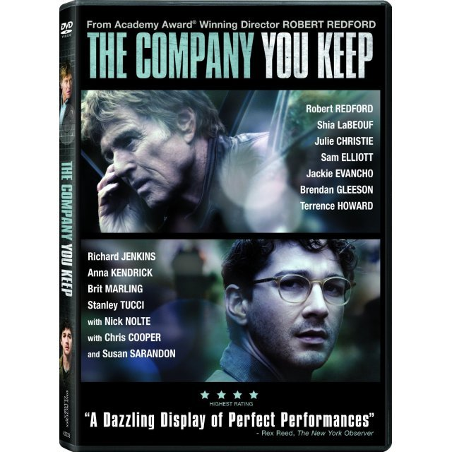 The Company You Keep [DVD+Digital Copy+Ultraviolet]