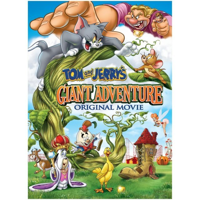 Tom & Jerry's Giant Adventure