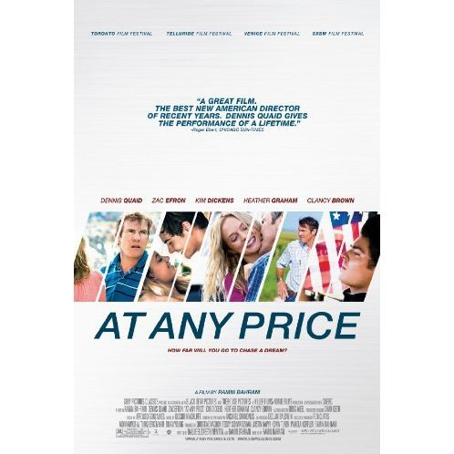 At Any Price [DVD+UltraViolet]