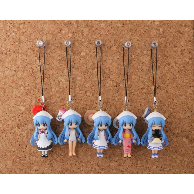 CapsuleQ Fraulein Series: Omikuji Ika Musume Ver. (Random Single)