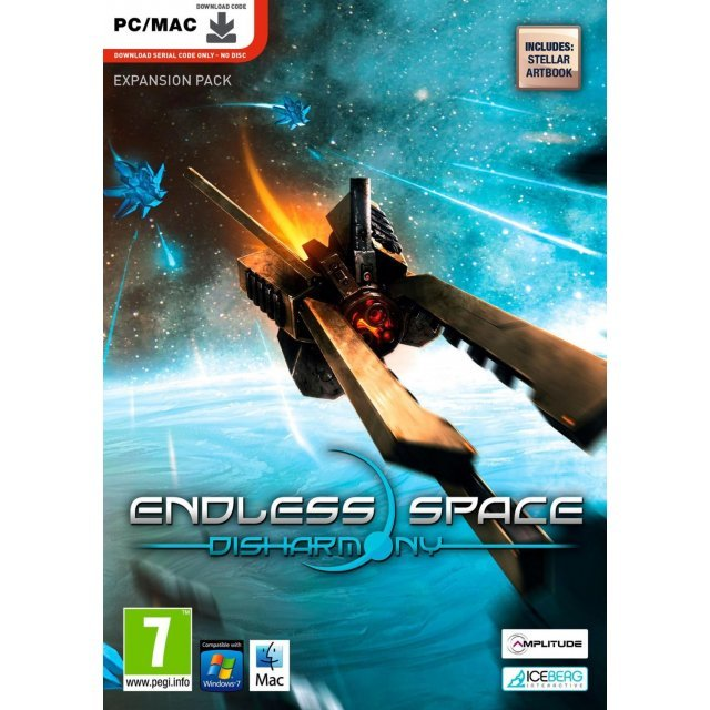 Endless Space: Disharmony (Code Only)