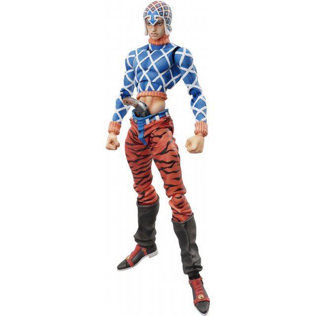 Super Figure Action JoJo's Bizarre Adventure Part V No. 34: Guido Mista & S.P (Re-run)