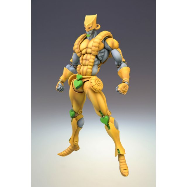Super Figure JoJo's Bizarre Adventure Part III No.9 Non Scale Pre-Painted PVC Figure: The World (Hirohiko Araki Specify Color) (Re-run)