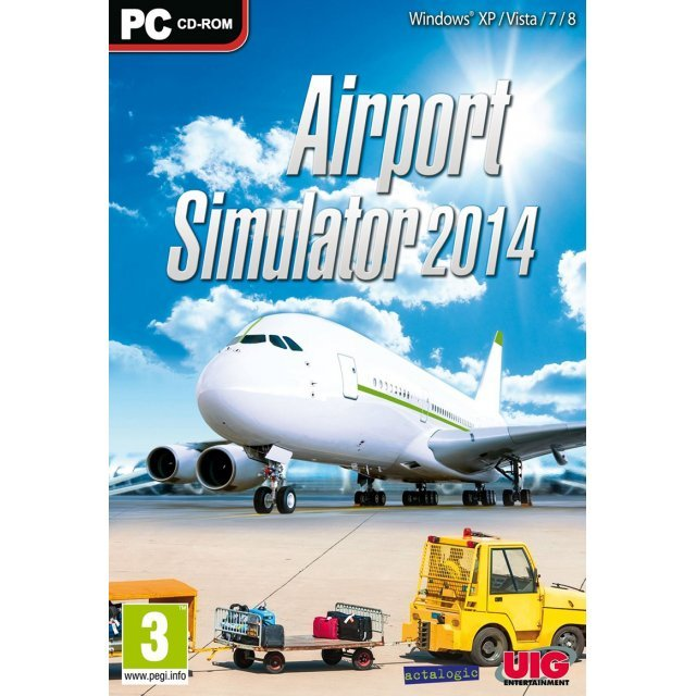 Airport Simulator 2014 (DVD-ROM)
