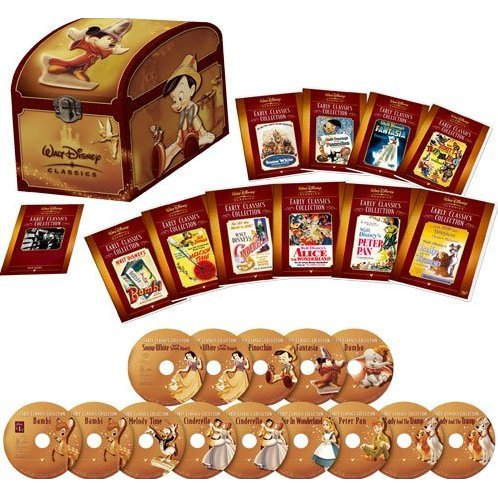 Disney Early Classics Collection [Limited Edition]