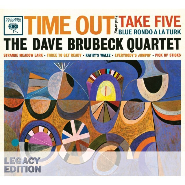 Time Out - 50th Anniversary [Legacy Edition+2 CD+1 DVD]