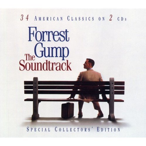 Forrest Gump The Soundtrack: Special Collector's Edition