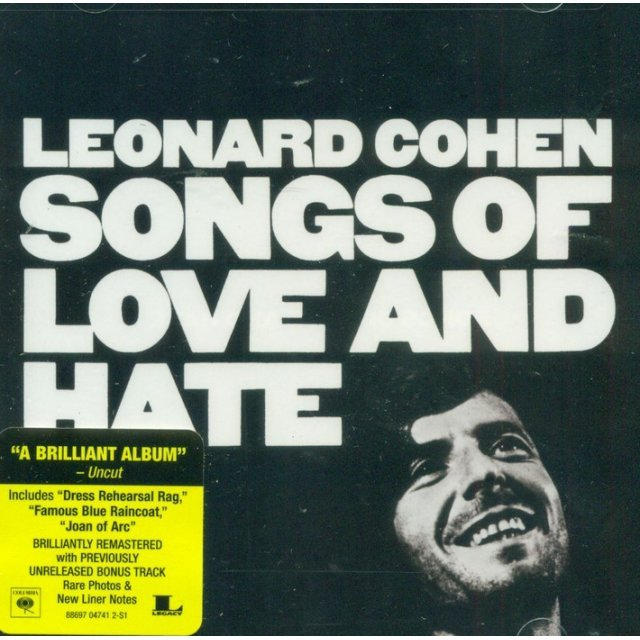 Songs Of Love And Hate [Deluxe Edition/Digipak+Bonus Tracks]