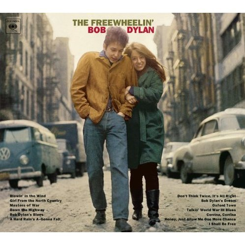 The Freewheelin' Bob Dylan [Hybrid SACD]