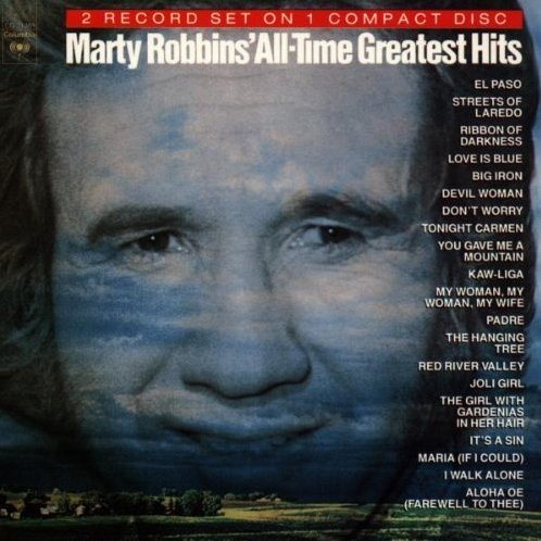 Marty Robbins  All-Time Greatest Hits
