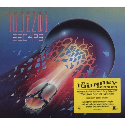 Escape [Expanded Edition+Bonus Tracks+Digipack]