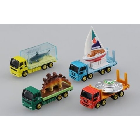 Tomica Fun Trailer Set