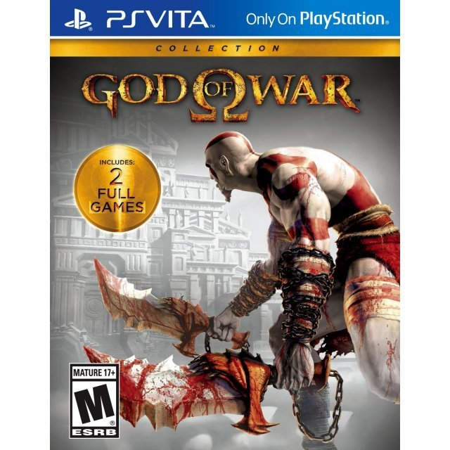 God of War Collection (English)