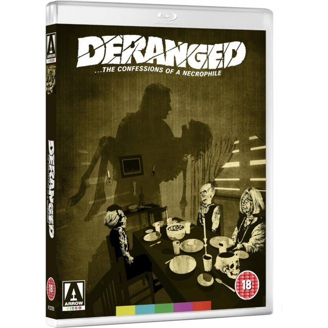 Deranged [Blu-ray+DVD]