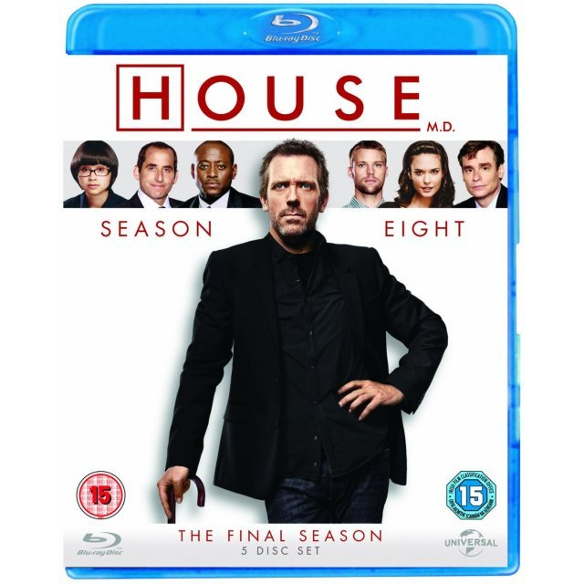 House M.D: Season Eight (The Final Season)