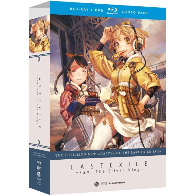 Last Exile: Fam, The Silver Wing Pt 1
