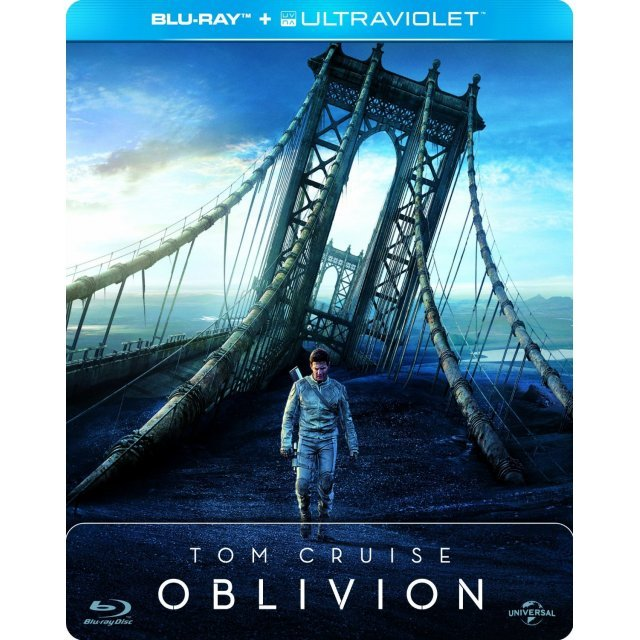 Oblivion [SteelBook /Limited Edition /Blu-ray+UltraViolet]