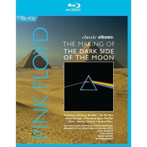 Pink Floyd Classic Albums : The Making Of The Dark Side Of The Moon