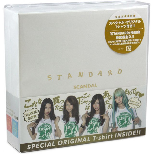 Standard [CD+T-Shirt Limited Edition]