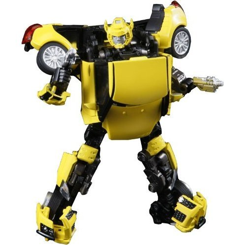 Transformers Alternity A03 Suzuki Swift Bumblebee