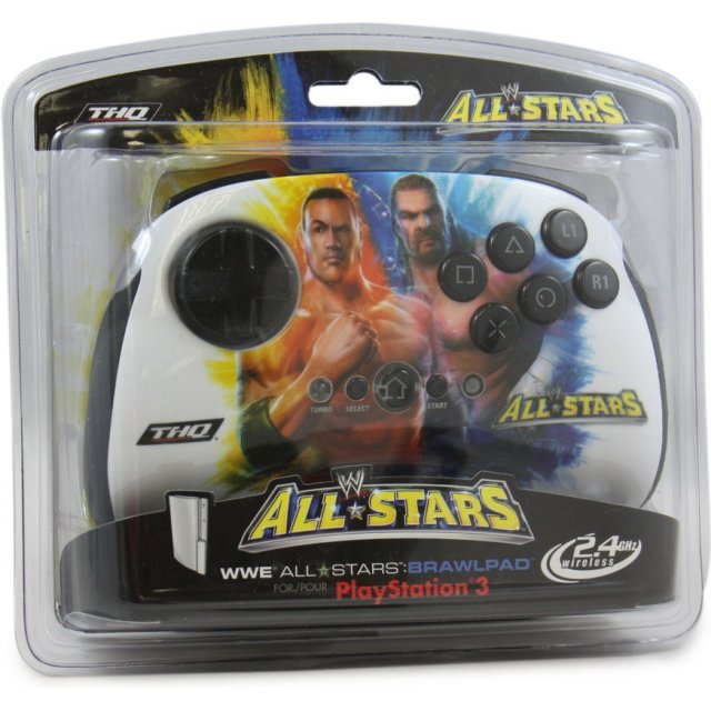 WWE All Stars: BrawlPad Collector's Edition (The Rock and Triple H)
