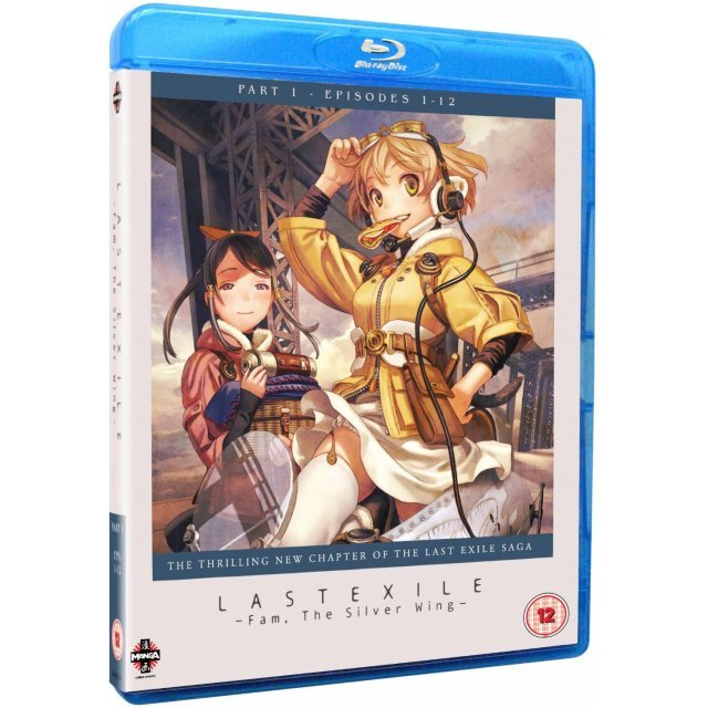 Last Exile: Fam, The Silver Wing - Part 1