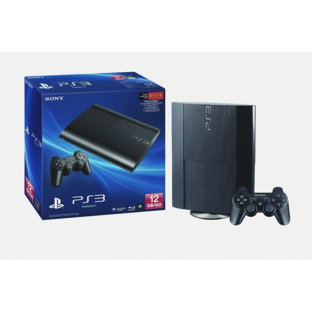 PlayStation 3 Slim System (12GB)
