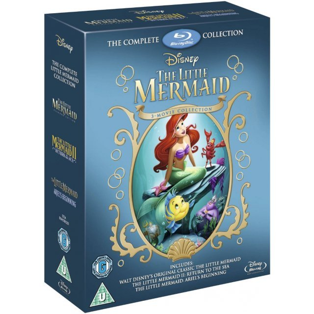 The Little Mermaid: 3-Movie Collection
