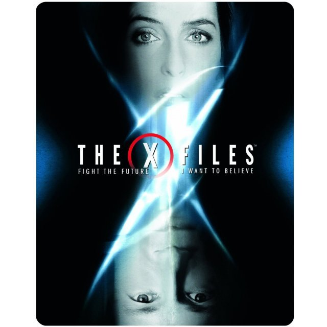 The X Files: Fight the Future / The X Files: I Want to Believe [SteelBook / Limited Edition]