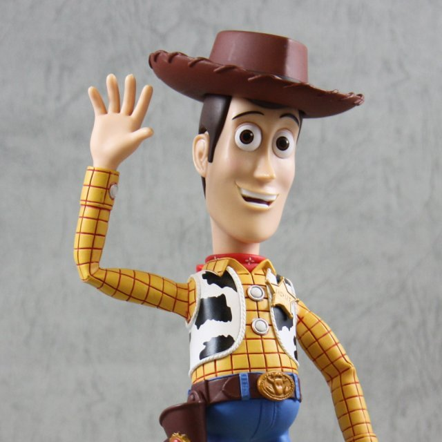 Toy Story Pre-Painted PVC Figure: Woody