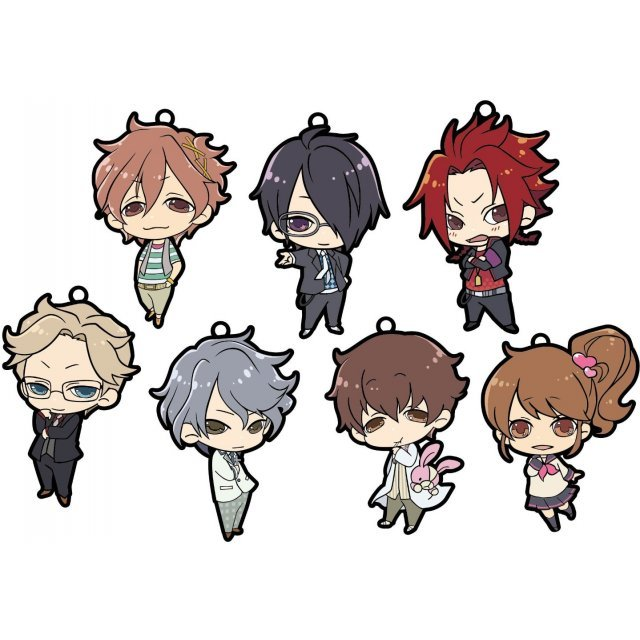 Toys Works Collection Niitengomu! Brothers Conflict 2nd Conflict Trading Strap (Random Single)