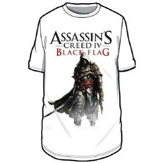 Ubisoft Assassin's Creed IV: Black Flag - Edward Kenway Men's Tee (XXL)