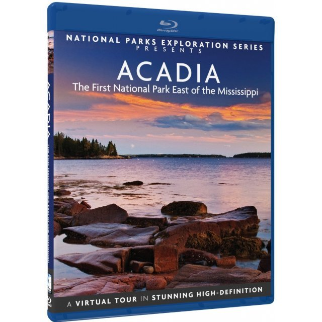 National Parks Exploration Series: Acadia