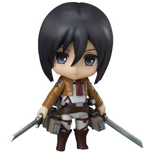 Nendoroid No. 365 Attack on Titan: Mikasa Ackerman