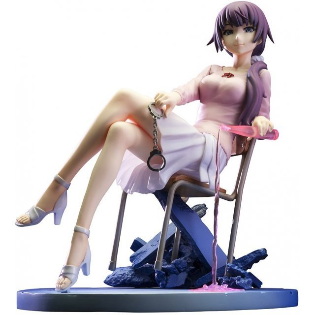 Nisemonogatari 1/8 Scale Pre-Painted Figure: Hitagi Senjougahara (Re-run)