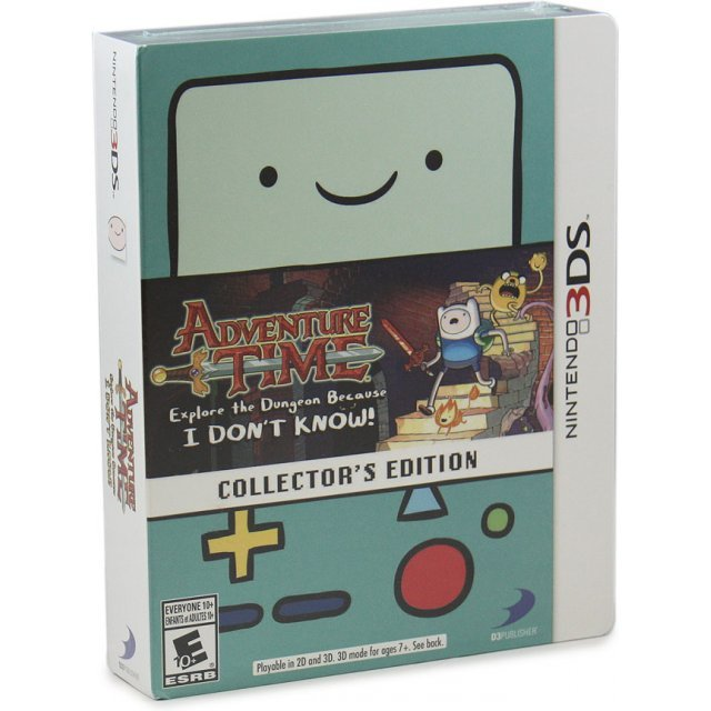 Adventure Time: Explore the Dungeon Because I DON'T KNOW! (Collector's Edition)