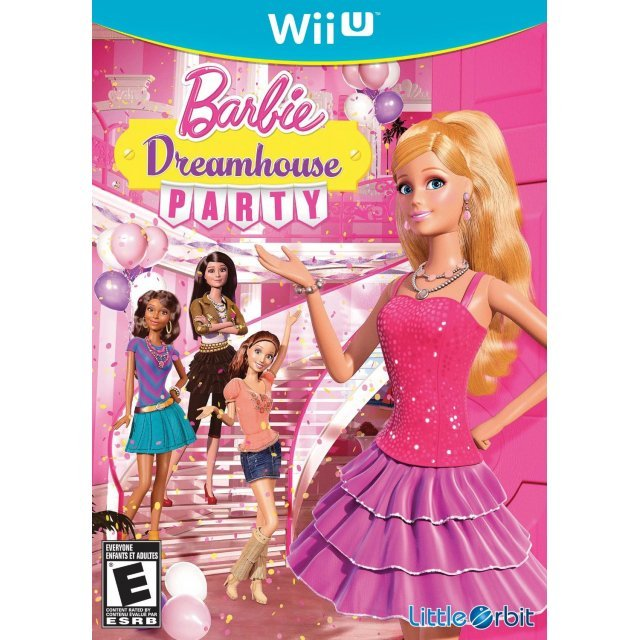 games barbie life in the dreamhouse