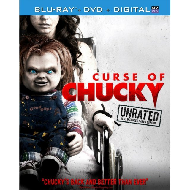 Curse of Chucky [Blu-ray+DVD+Digital Copy+UltraViolet]