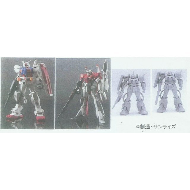 FW Gundam STANDart 19 (Set of 6 pieces)