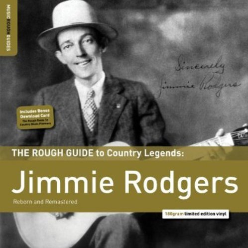 Rough Guide to Jimmie Rodgers