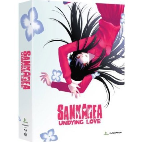 Sankarea Undying Love: Complete Series [Limited Edition Blu-ray + DVD]