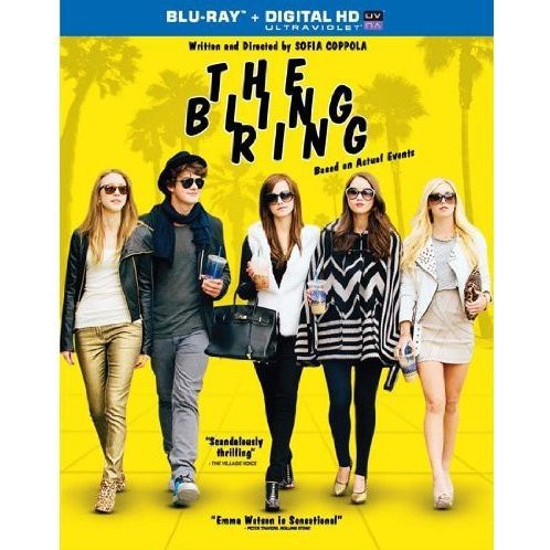 The Bling Ring [Blu-ray+Digital HD UltraViolet]