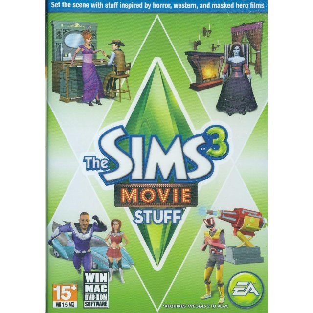 The Sims 3: Movie Stuff (DVD-ROM)